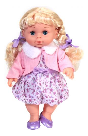 Кукла Полина Карапуз 30 см poli