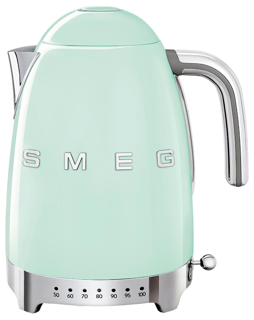 Чайник электрический Smeg KLF04PGEU Lite Green