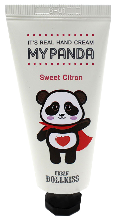 Крем для рук Baviphat Urban Dollkiss It's Real My Panda 03 Sweet Citron 30 мл