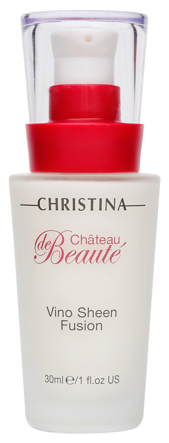 Сыворотка для лица Christina Chateau de Beaute Vino Sheen Fusion 30 мл фото