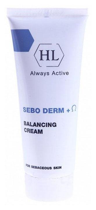 Купить Крем для лица Holyland Laboratories Sebo Derm Balancing Cream 50 мл, Holy Land
