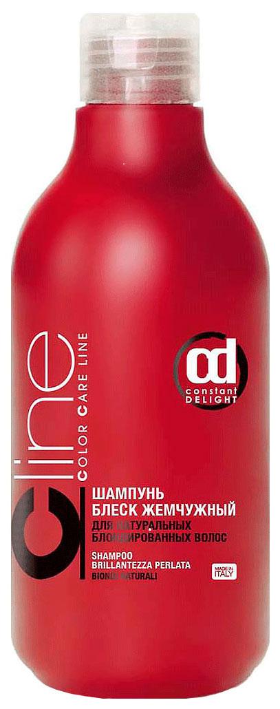 Маска для волос Constant Delight Color Care Блеск жемчужный 200 мл