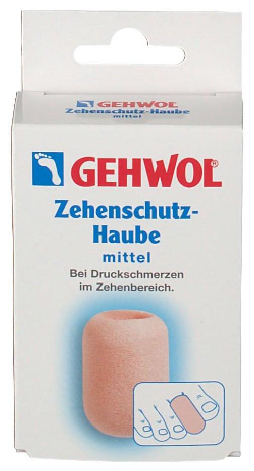 Колпачок для пальцев Gehwol Zehenschutz-Haube защитный большой 2 шт.