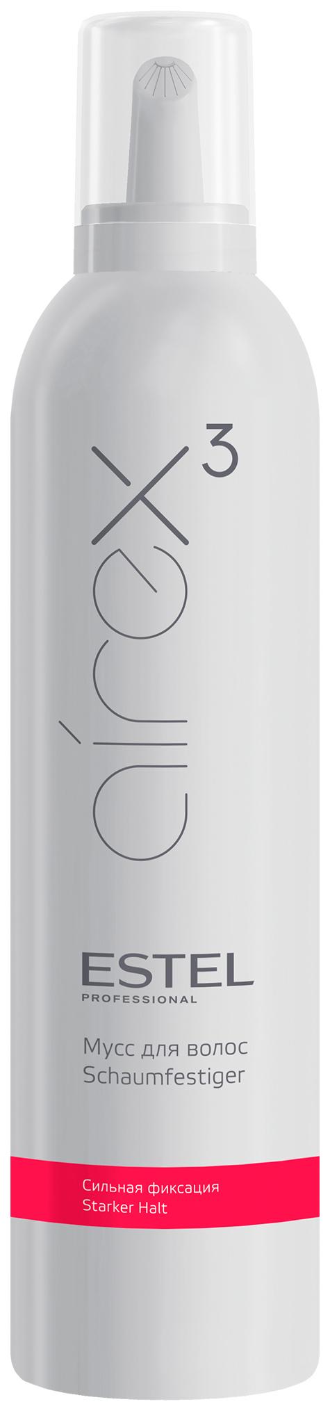 Купить Мусс для волос Estel Professional Airex сильной фиксации 400 мл