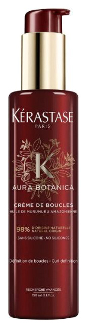 Крем Kerastase Aura Botanica Creme De Boucles для кудрей 150 мл фото