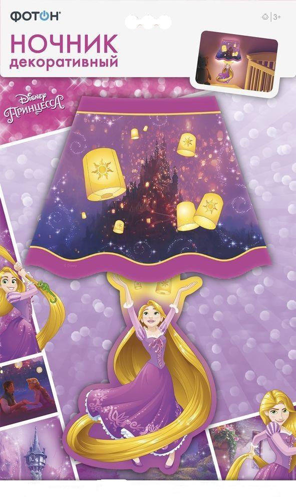 Купить Ночник декоративный disney принцесса рапунцель фотон 22968, ФОТОН,