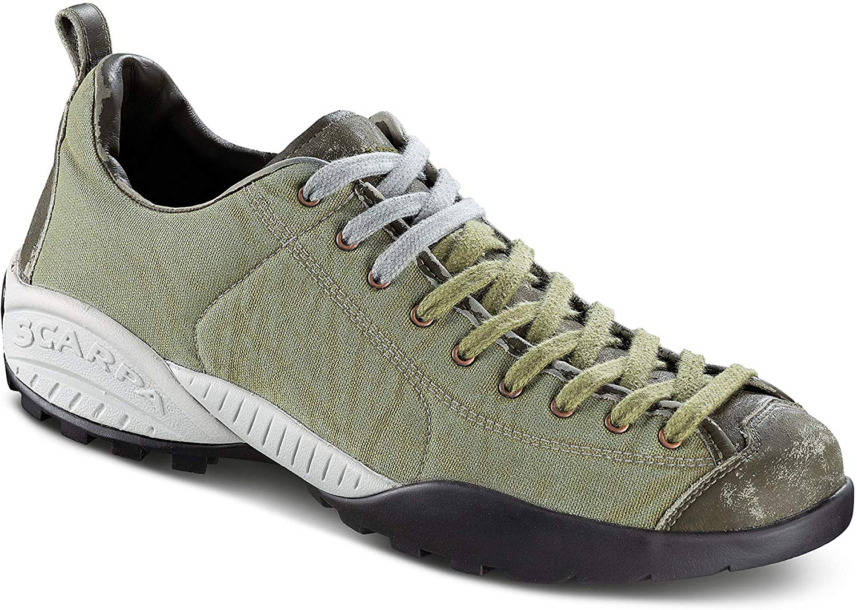 Ботинки Scarpa Mojito SW мужские хаки 45.5