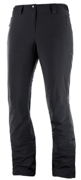 Спортивные брюки Salomon Icemania, Black, XS INT