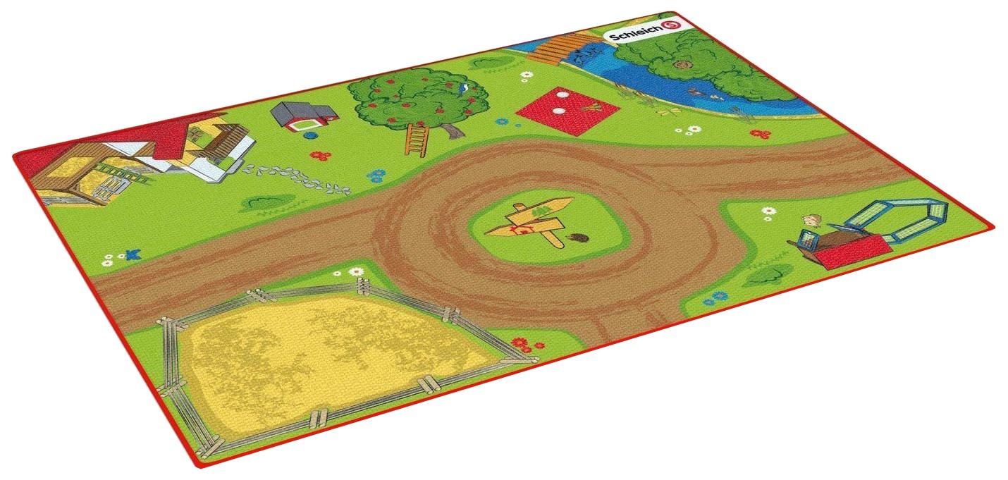 Детский ковер-ландшафт для игры \