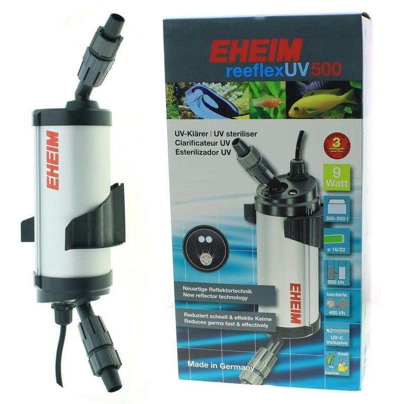 Ультрафиолетовый стерилизатор для аквариума Eheim UV Reeflex