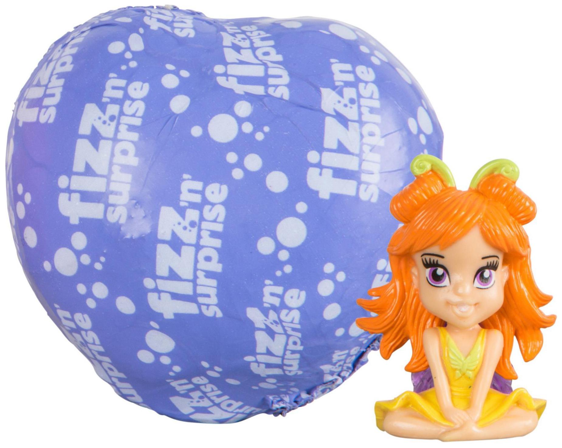 Купить FIZZ N Surprise Шипучее сердечко - Волшебные Феи - фигурка-сюрприз, Fizz'n Surprise, Игровые наборы