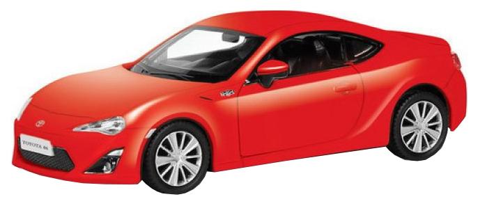Купить Машина металлическая RMZ City 1:32 TOYOTA 86, Цвет Красный, Uni-Fortune, Игрушечные машинки