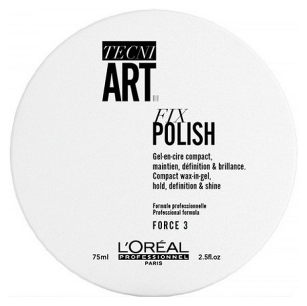 Купить Средство для укладки волос L'Oreal Professionnel Tecni Art Fix Polish Gel 75 мл
