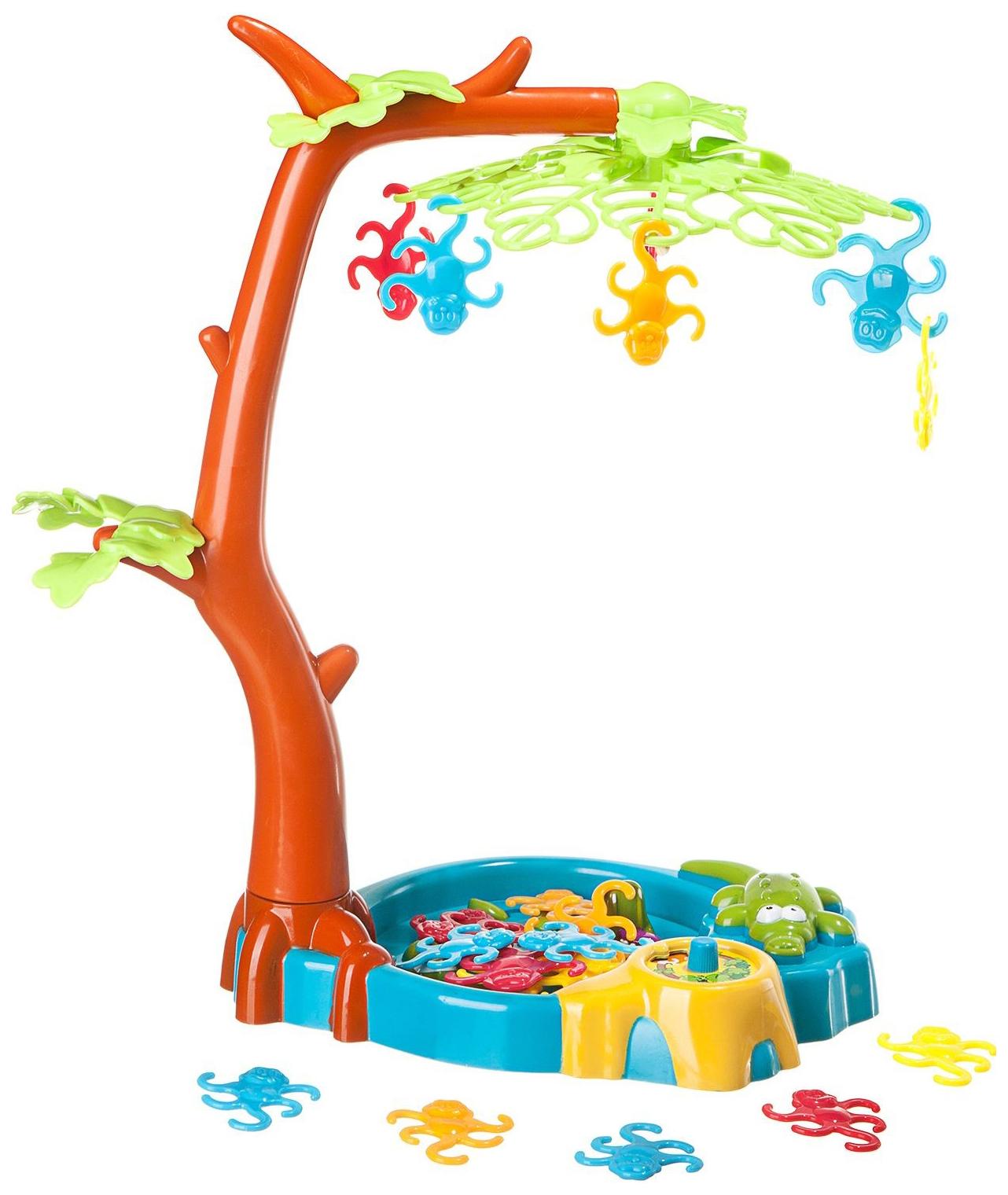 Купить Настольная игра Фортуна Пальма первенства - обезьянки 77175, Семейные настольные игры