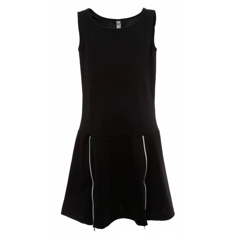 Купить Сарафан S'COOL!, цв. черный, 164 р-р, S'Cool, Детские платья и сарафаны