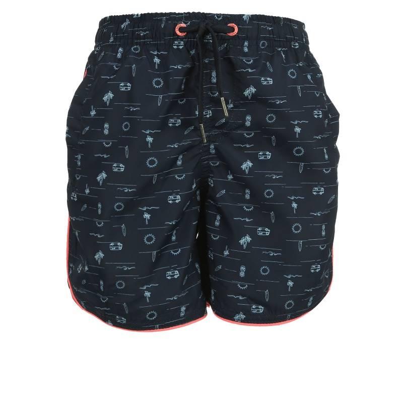 Купить Шорты для купания Losan, цв. темно-синий, 128 р-р, Детские брюки и шорты