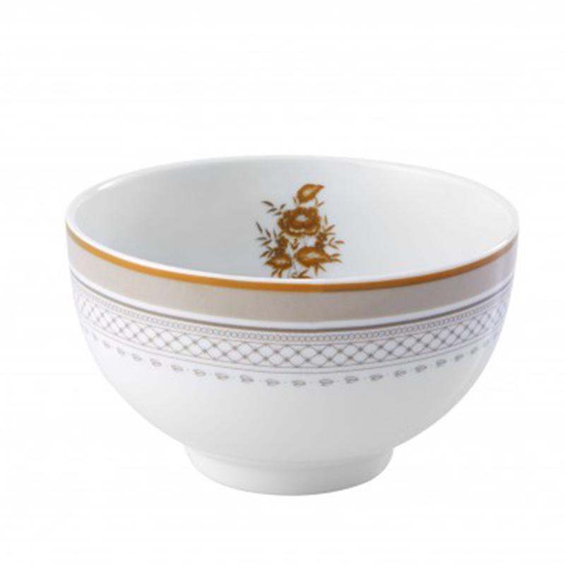 Чаша суповая 541мл Vista Alegre HERITAGE, цвет белый, желтый