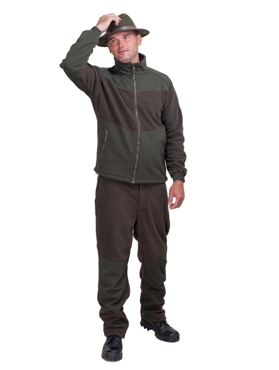 Спортивный костюм Katran Алант, хаки, XXL INT