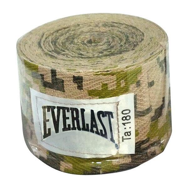Бинты боксерские Everlast 4465 2.5 м, хлопок