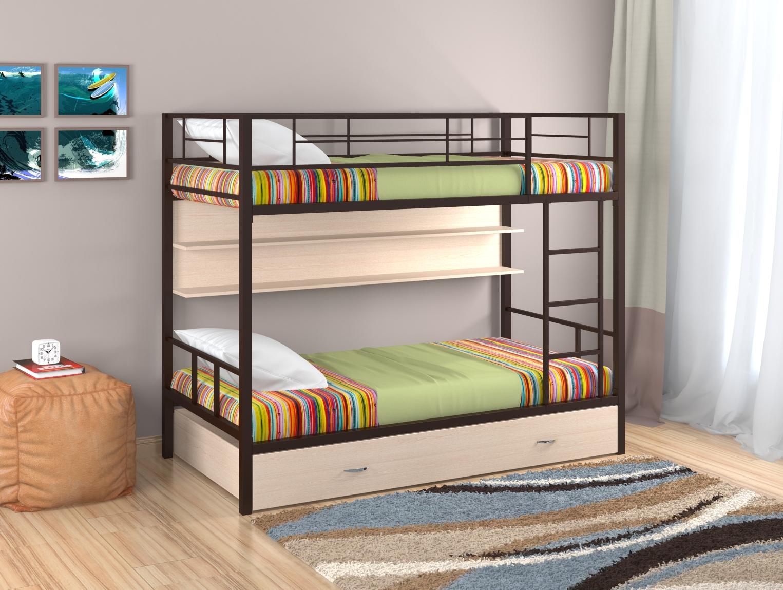 Двухъярусная кровать Redford Кровать Севилья 2
