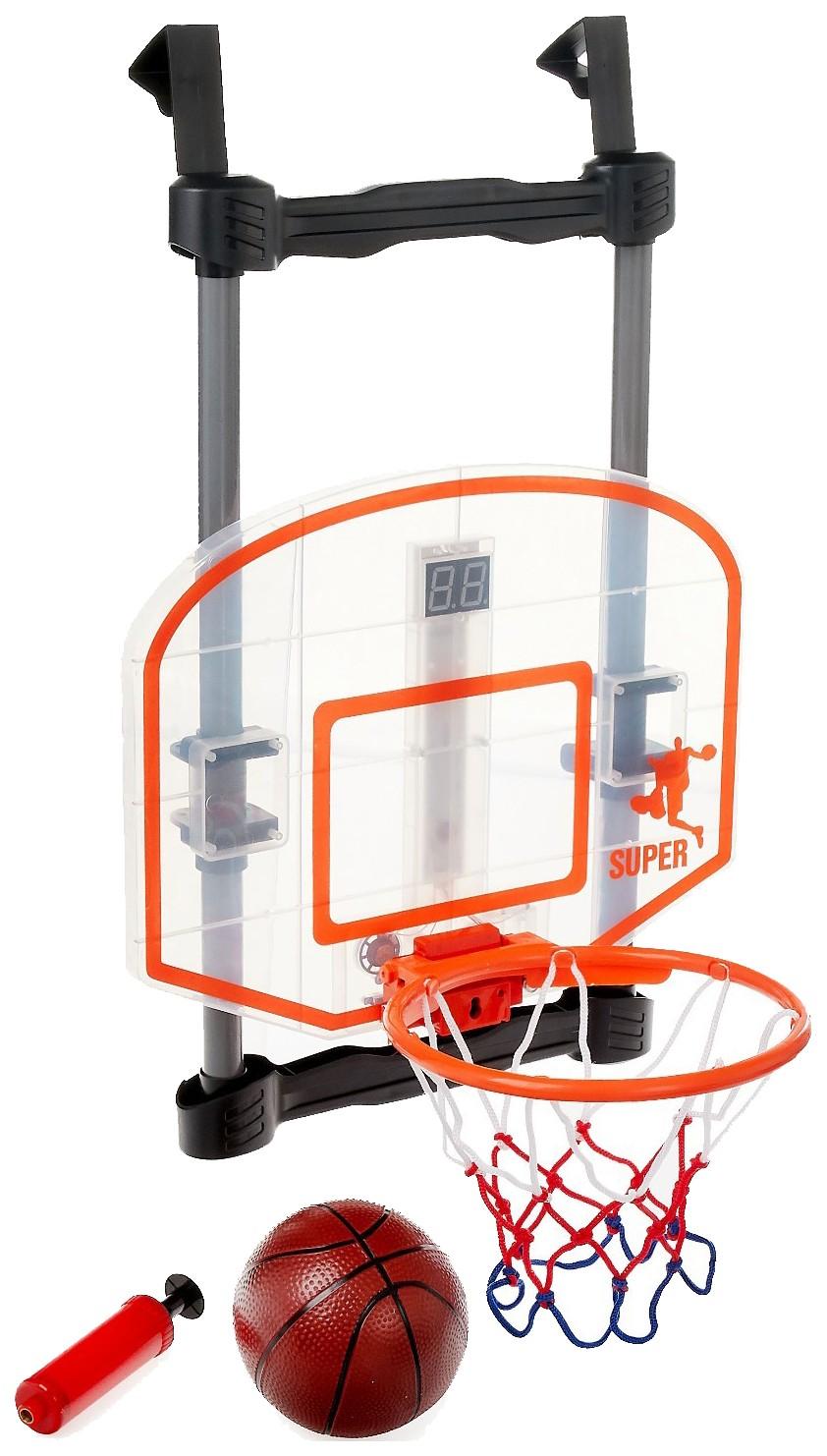 Баскетбол электроник, с электронным подсчетом очков sima