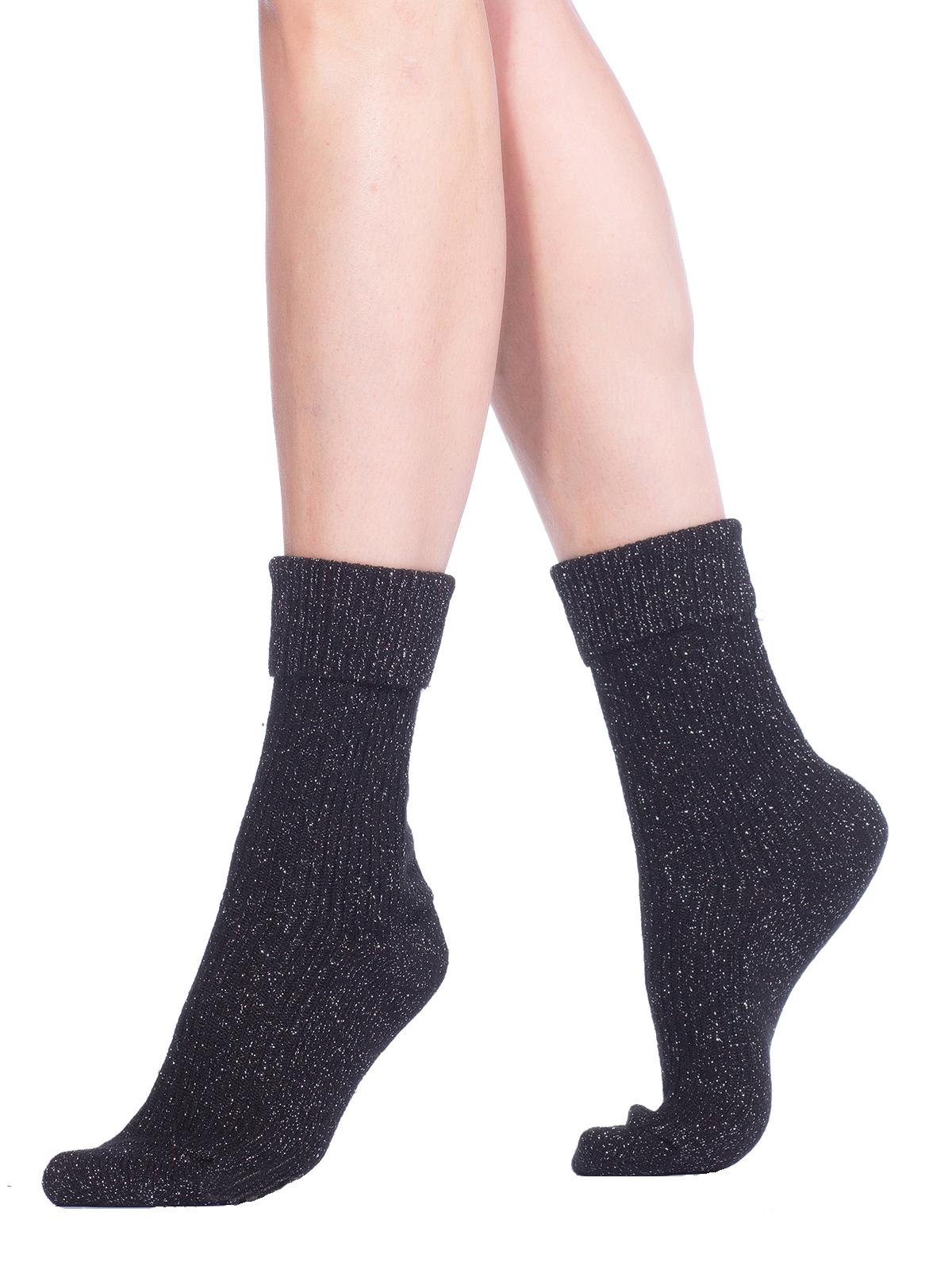 Носки женские Hobby Line черные 36-40