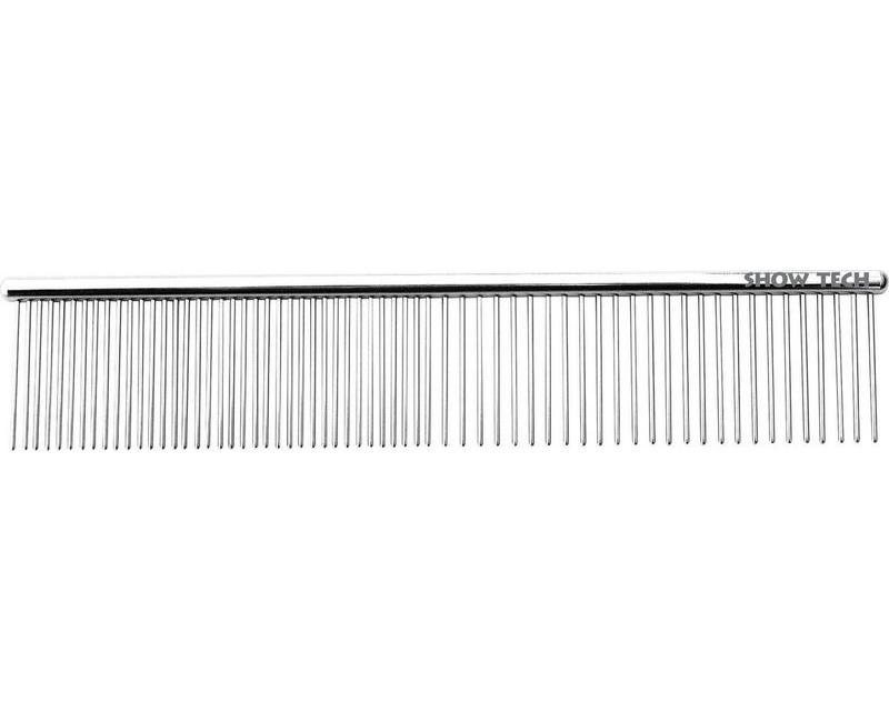 Расческа Show Tech Pro Combi Comb для собак (19 см, зубья 17 мм)