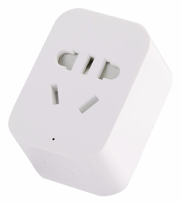 Умная Wi-Fi розетка Xiaomi Mi Smart Socket Power Plug (White)