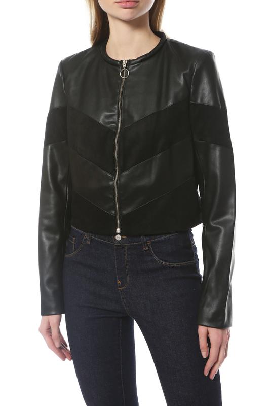 Куртка женская Guess by Marciano 74G316 черная 40 IT фото