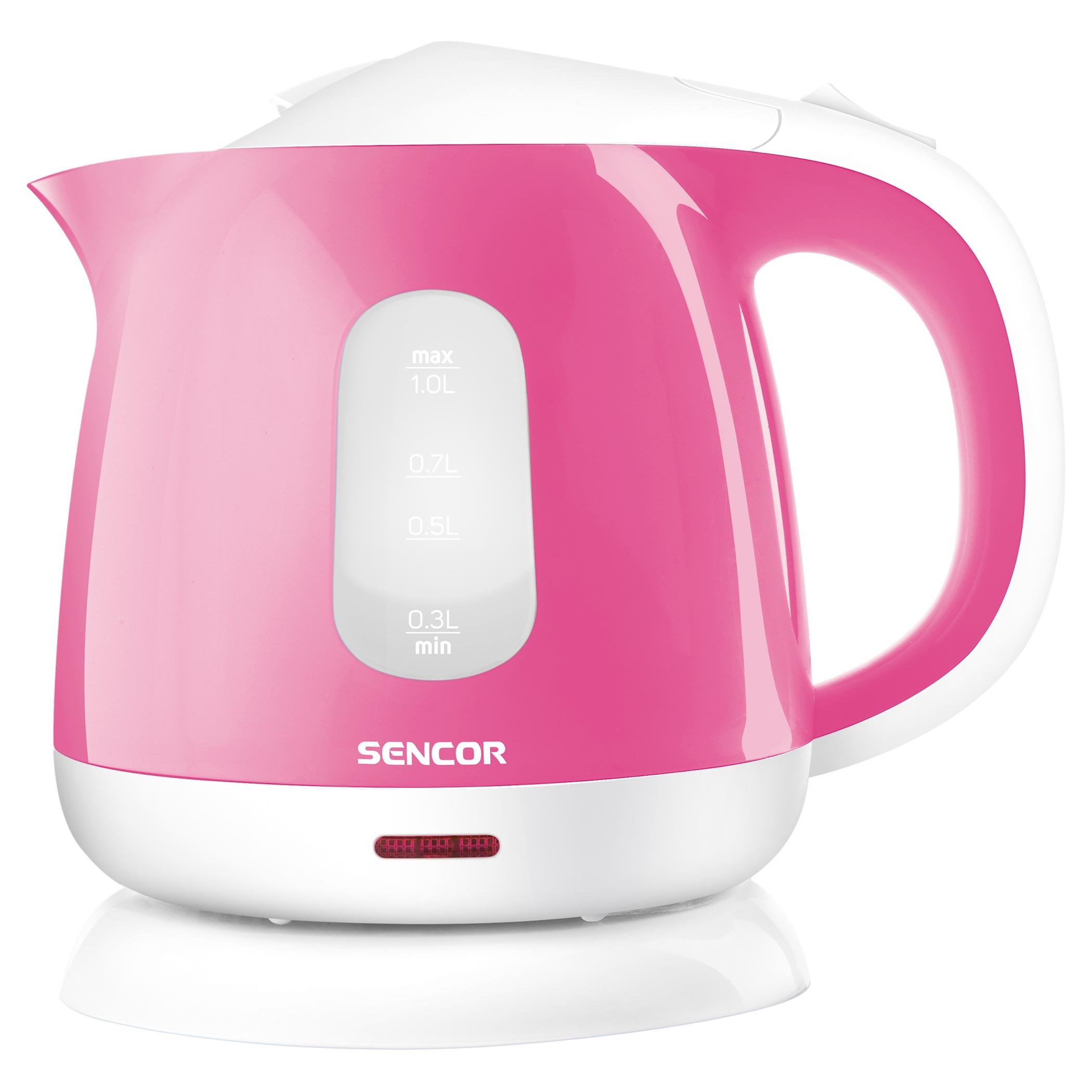 Чайник электрический Sencor SWK 1018RS