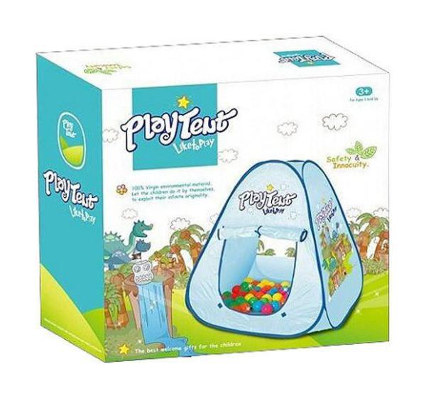 Игровая палатка Наша Игрушка 100944762 Голубой
