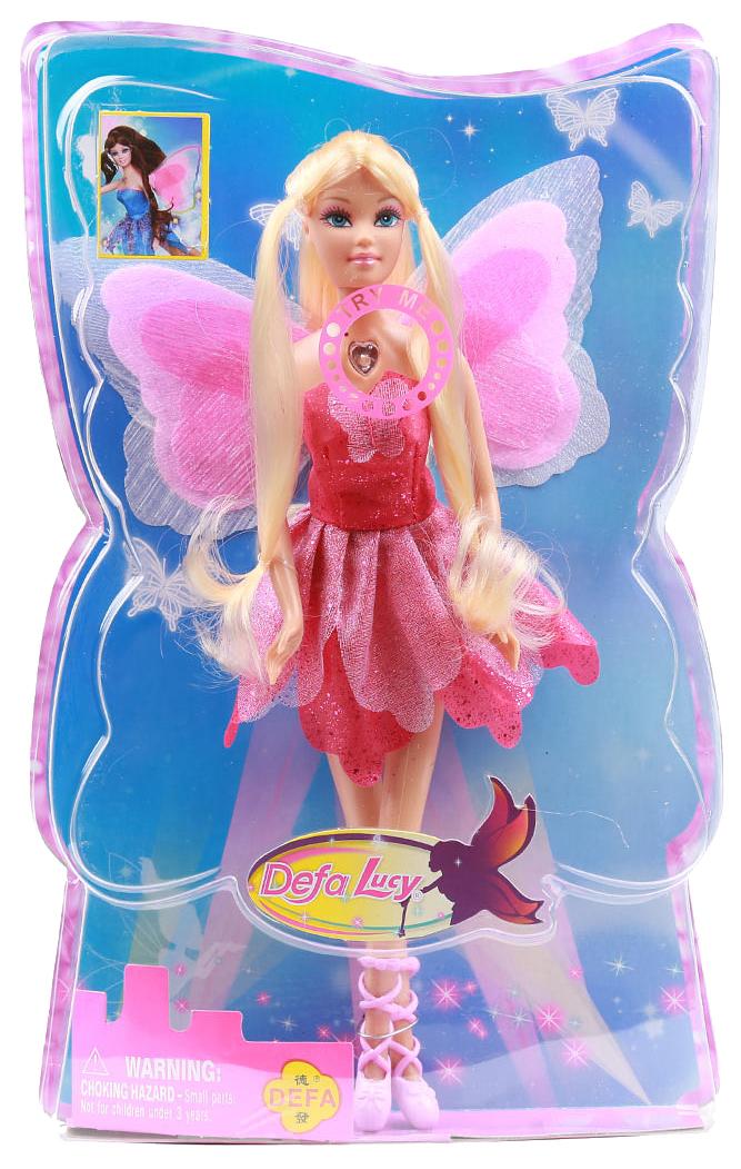 Купить Кукла Defa Фея, 2 вида, световые эффекты, Defa Lucy, Классические куклы