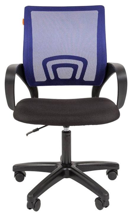 Офисное кресло CHAIRMAN 00-07024142, синий/черный