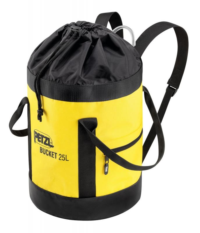 Туристический баул Petzl Bucket 25 л желтый