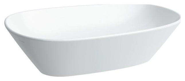 Накладная раковина LAUFEN Palomba 8.1680.2.000.112.1 белый