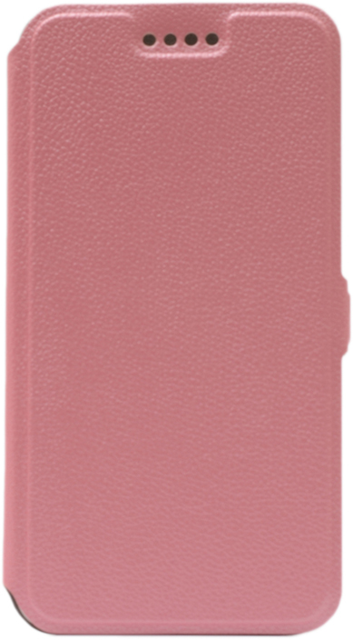 Чехол GOSSO CASES Book Type UltraSlim для Xiaomi Redmi 4x розовый