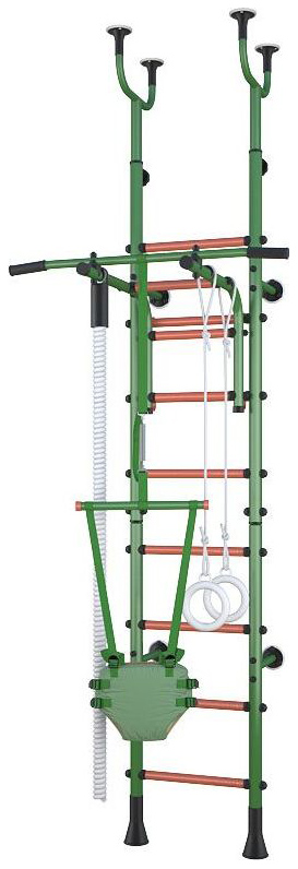 Детский спортивный комплекс Polini Sport Active Зеленый