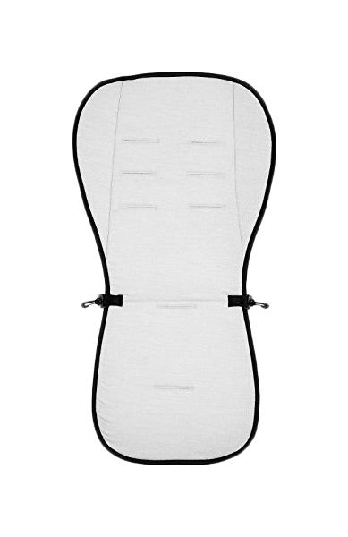 Купить Матрасик вкладыш Altabebe ткань Lifeline Polyester+3D Mesh 83 x 42 AL3005L Beige, Аксессуары для детских колясок
