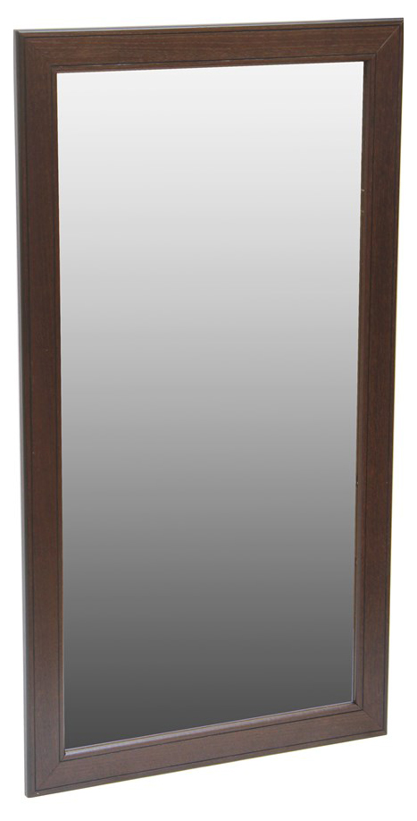Зеркало Васко В 61Н венге/серебро