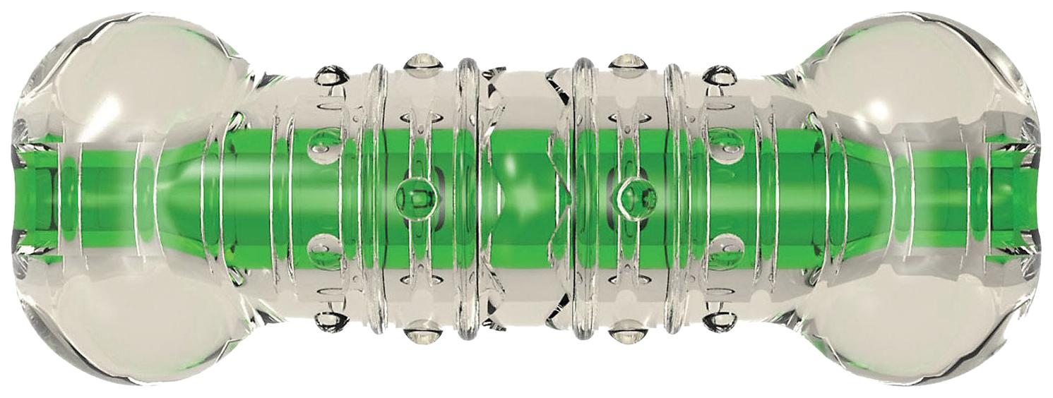 Жевательная игрушка для собак Petstages Хрустящая косточка большая, 22 см фото