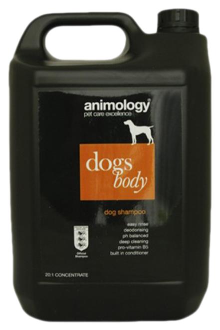 Шампунь для домашнего питомца Animology Dogs Body Шампунь-кондиционер концентрированный 5л