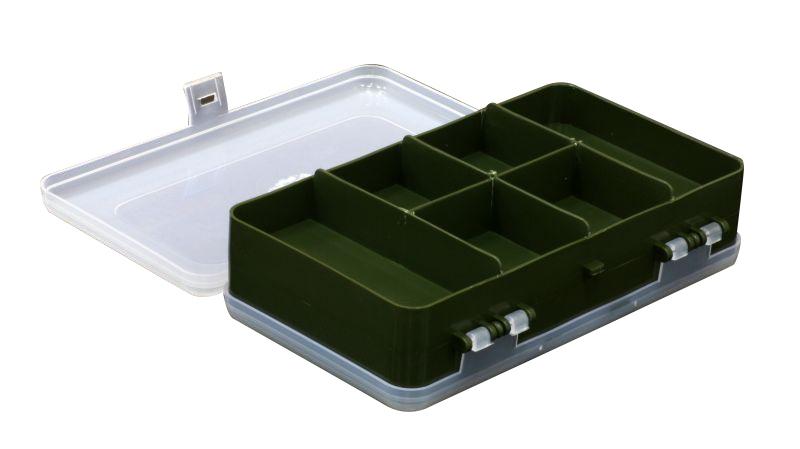 Рыболовная коробка Три Кита ТК-32 зеленая