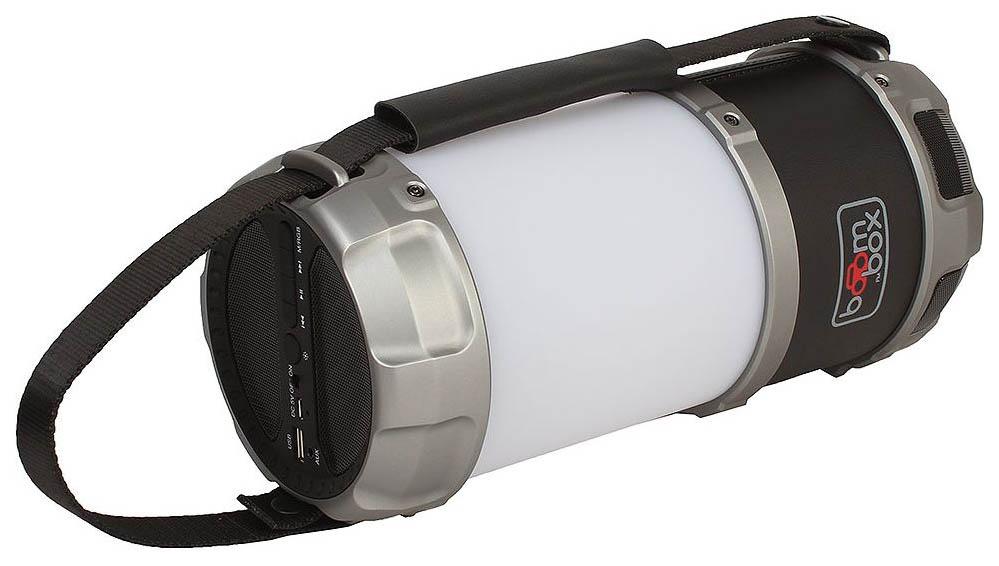 Беспроводная акустика Ginzzu GM 889 Черная