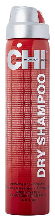 Шампунь сухой с гидролизованным шелком Chi Dry Shampoo 74 мл