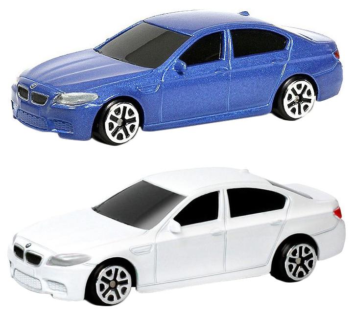 Коллекционная модель Rmz City BMW m5 1:64