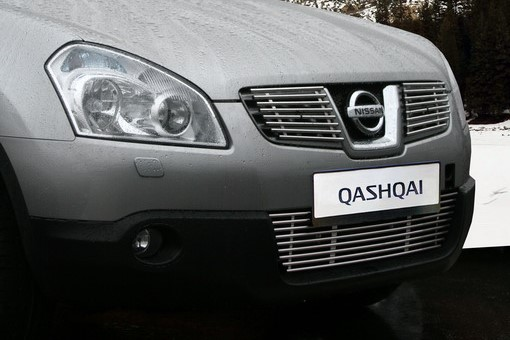 Декоративный элемент воздухозаборника Souz 96 для Nissan