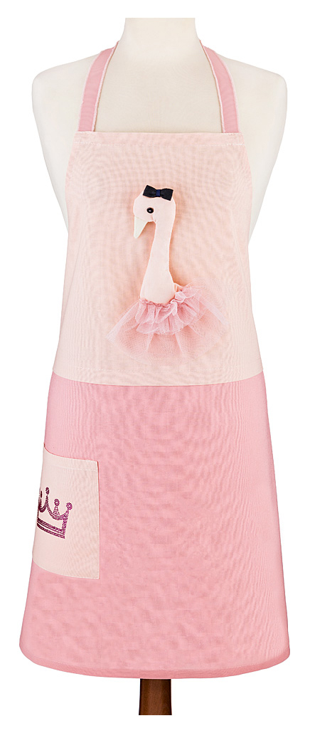 Фартук Santalino Розовый Фламинго