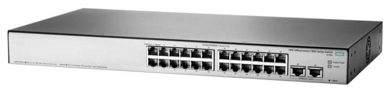 Коммутатор HPE OfficeConnect 1850 JL170A Grey