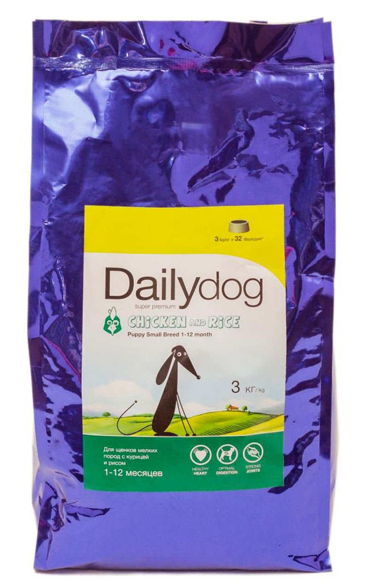 DAILYDOG ADULT MEDIUM-LARGE BREED LOW CALORIE