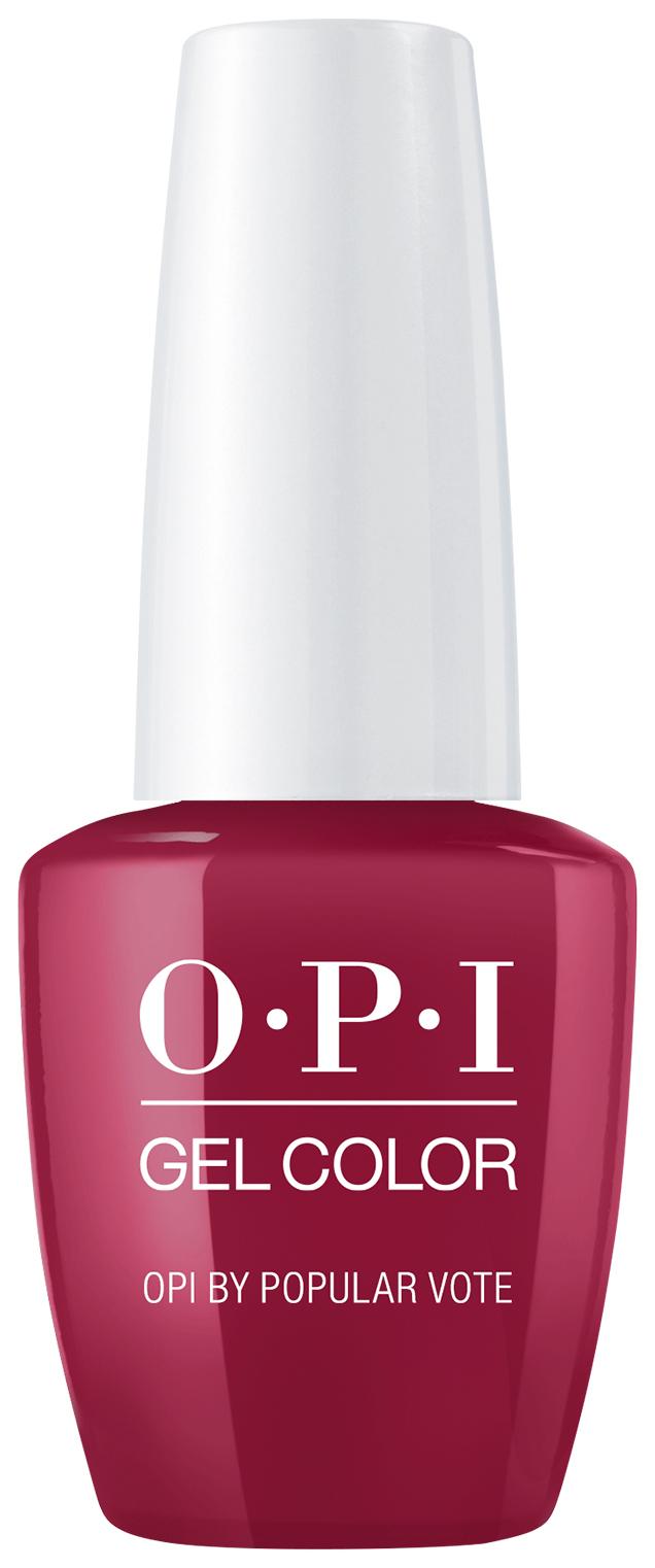 Гель-лак для ногтей OPI Classic GelColor Гель-лак для ногтей OPI by Popular Vote 15 мл фото